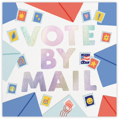 Vote by Mail - Hello!Lucky - Political action