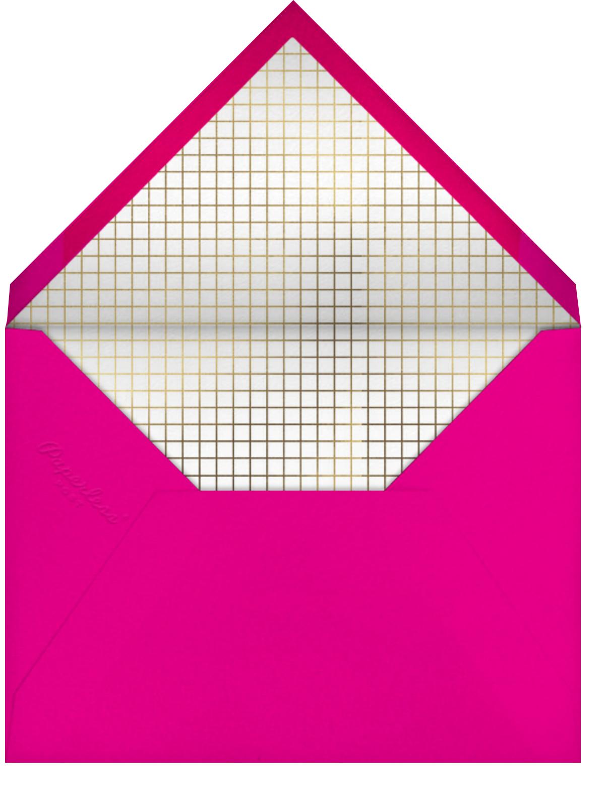 Diwali Lanterns - Paperless Post - Envelope