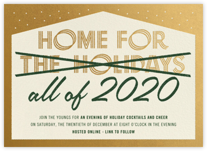 Home Forever - Paperless Post - Invitations