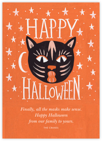 Halloween Cat - Rifle Paper Co. -