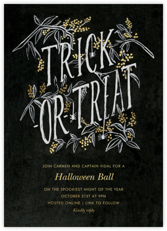 Spooky Trick or Treat - Rifle Paper Co. -