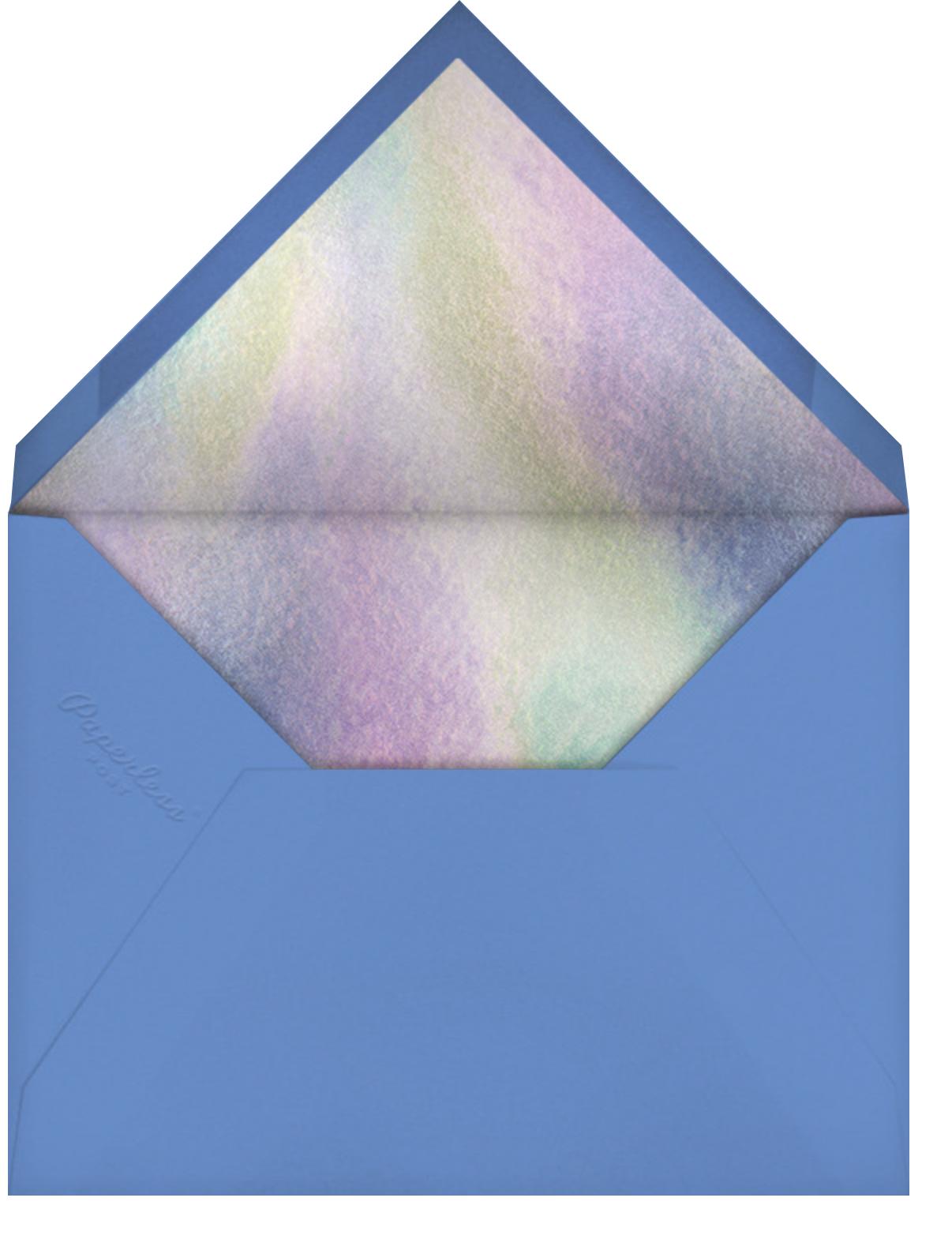 Marshmallow Mug - Hello!Lucky - Winter entertaining - envelope back