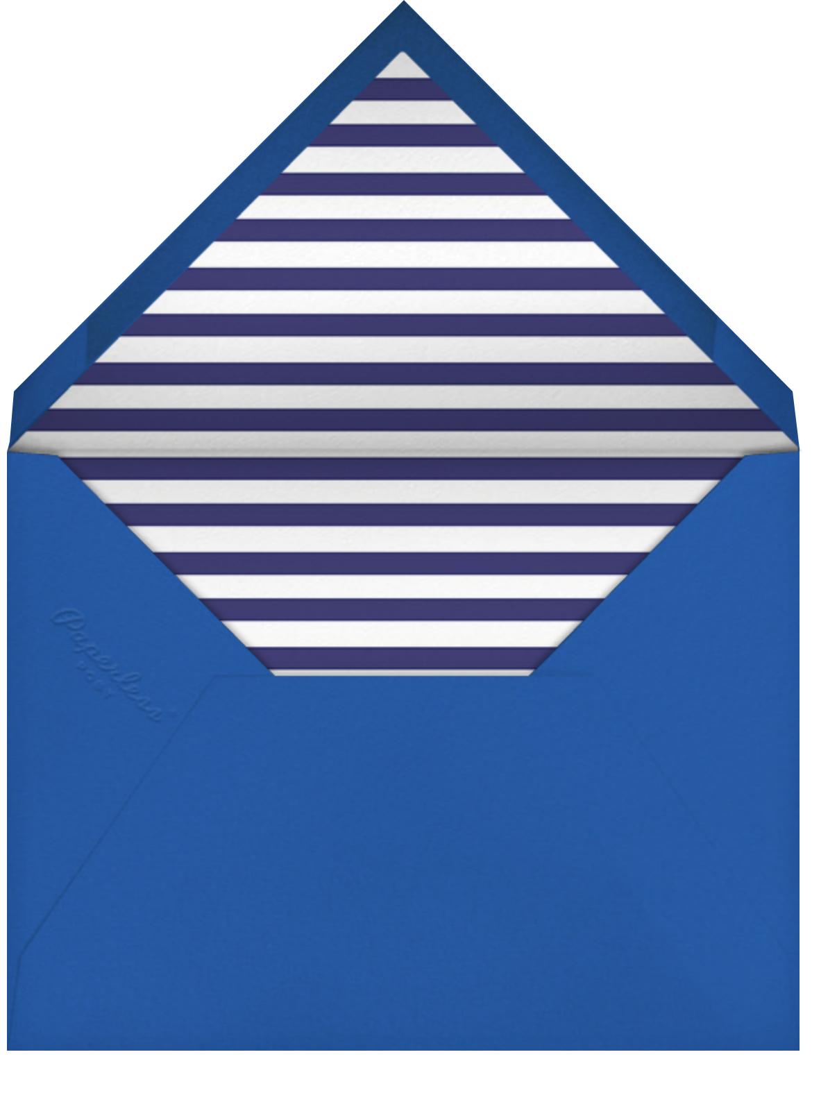 French Mommy - Light - Mr. Boddington's Studio - Mother's Day - envelope back