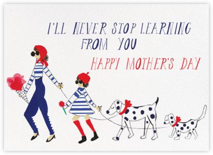French Mommy - Tan - Mr. Boddington's Studio