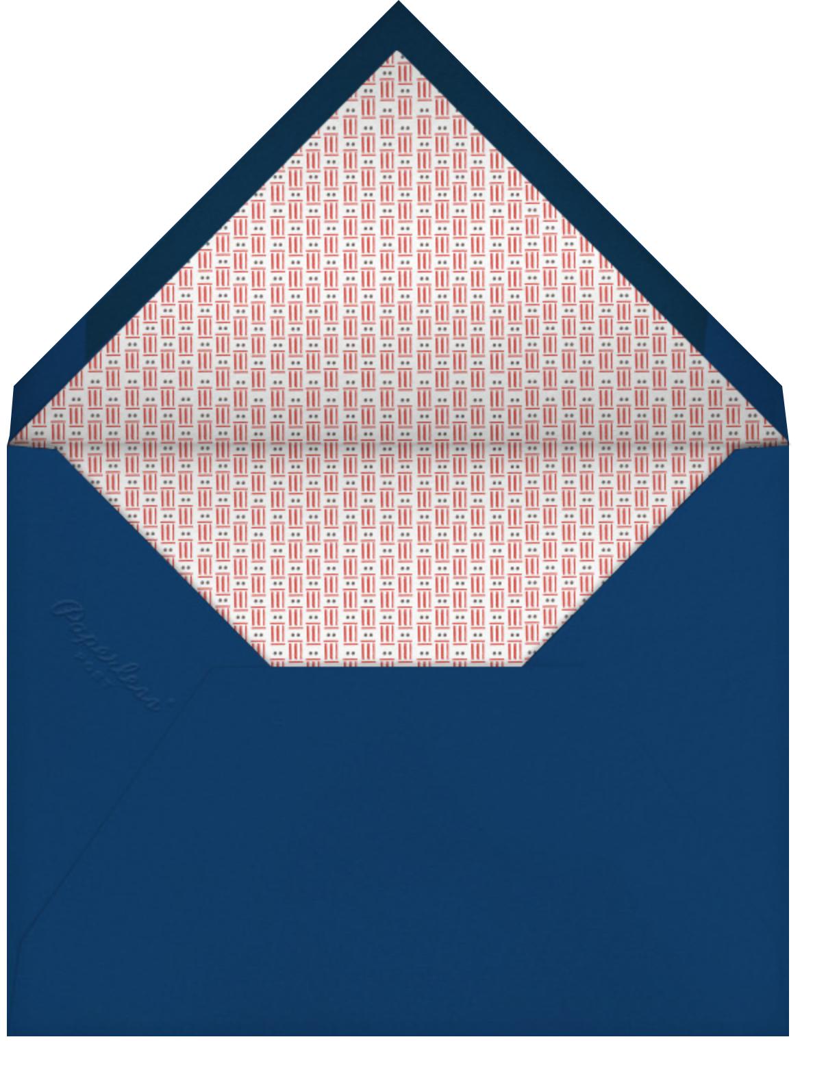 Missed the Boat - Tan - Mr. Boddington's Studio - Envelope