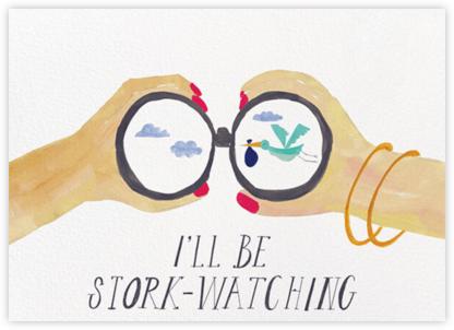 Stork Watch - Light - Mr. Boddington's Studio -
