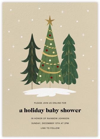 Christmas Tree Trio | tall