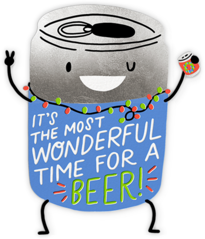 Most Wonderful Beer - Hello!Lucky - Virtual Parties