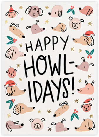 Howl-idays - Hello!Lucky - Hello!Lucky Cards