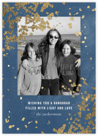 Neve Photo - Kelly Wearstler - Hanukkah Cards