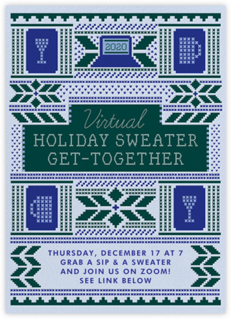 Holiday Knits - Cheree Berry - Virtual Parties
