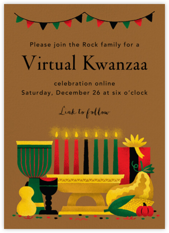 Lit Kinara (Invitation) | tall