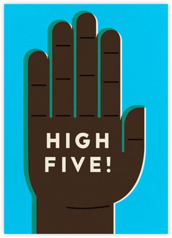 High 5 - Deep - The Indigo Bunting -
