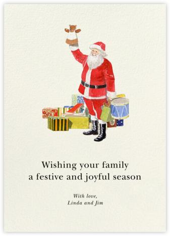 Santa Delivery - Felix Doolittle -