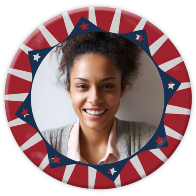 Vote for my Party - Blank - Paperless Post -