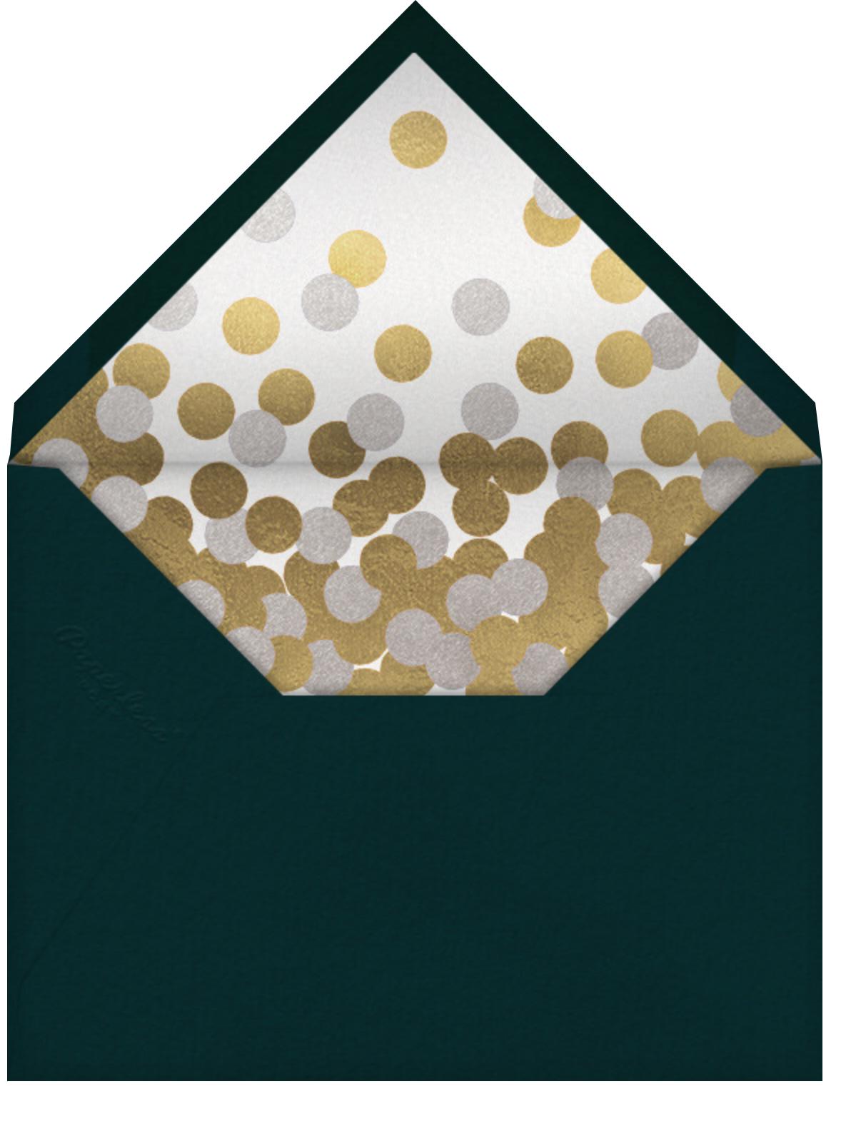 Retrospective 2020 (4 Multi-Photo) - Gold - Paperless Post - Envelope