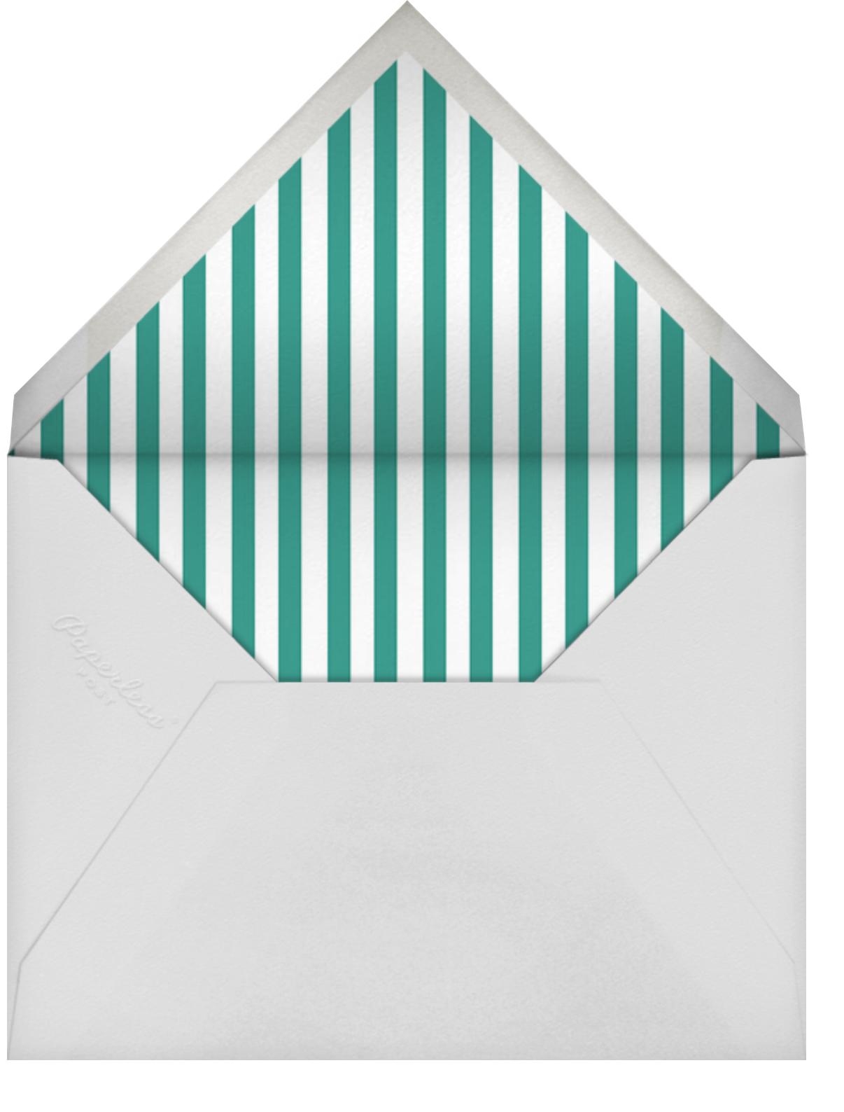 Avant-Garde New Year (Multi-Photo) - Paperless Post - Envelope