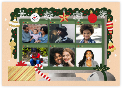 Home Screen (6 Photos) - Bellini - Paperless Post - Holiday Cards