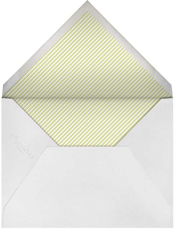 Pimlico - Merlot - Paperless Post - Personalized stationery - envelope back