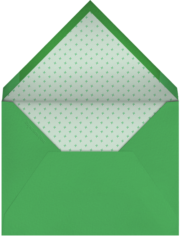 Traditional Ivory - Paperless Post - Personalized stationery - envelope back