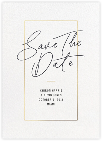 Love Scrawl - Paperless Post - Save the dates