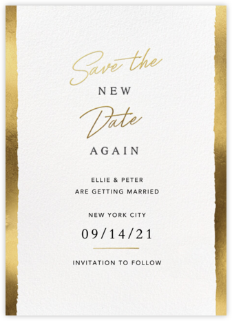 New Date - Paperless Post - Save the dates