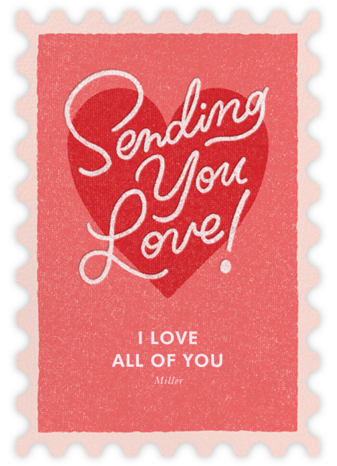 Forever Love - Paperless Post - Valentine's Day Cards