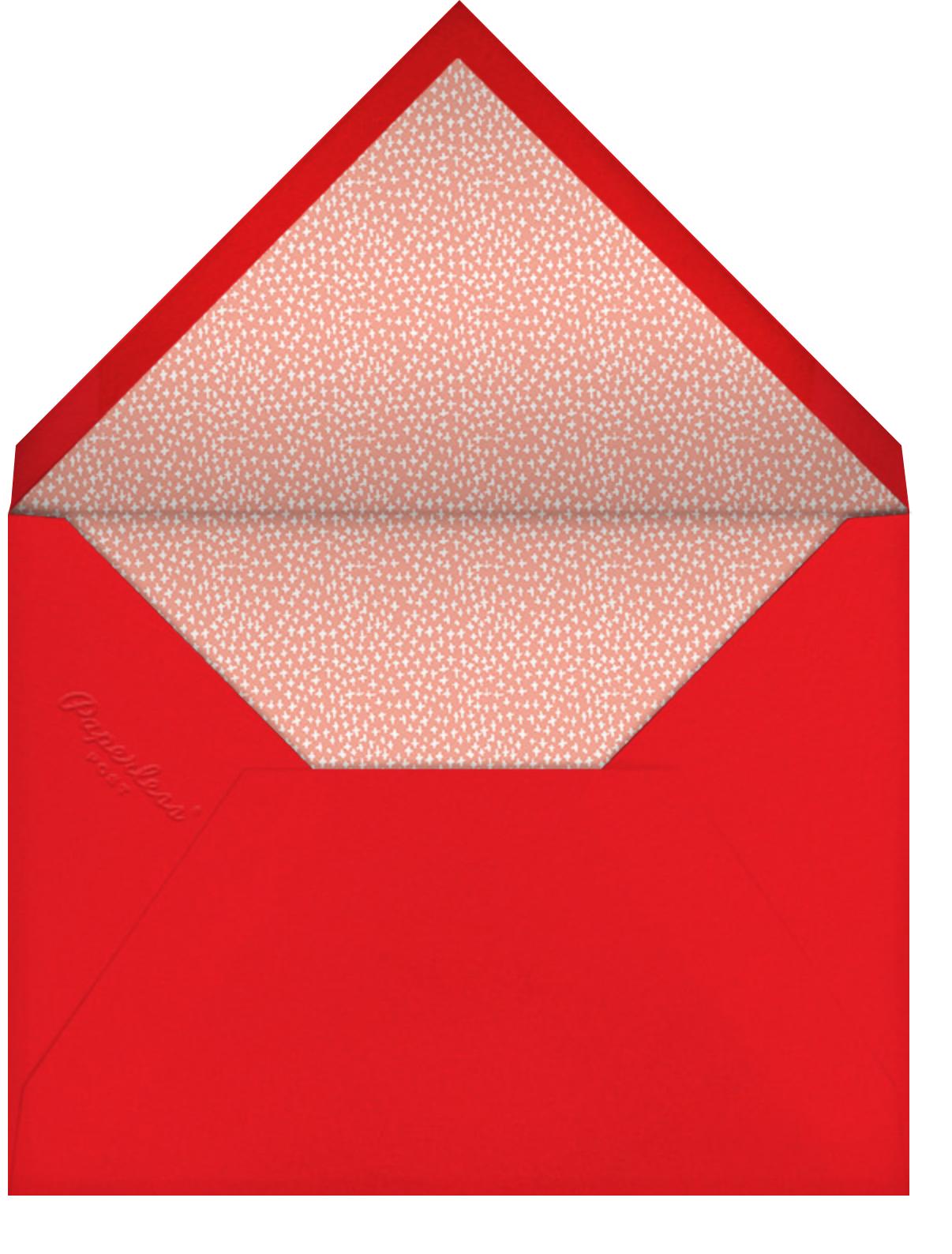 Love You a Brunch - Fair/Medium - Mr. Boddington's Studio - Valentine's Day - envelope back