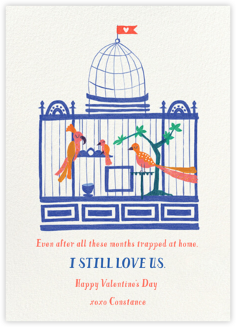 I Love Us - Mr. Boddington's Studio - Valentine's Day Cards