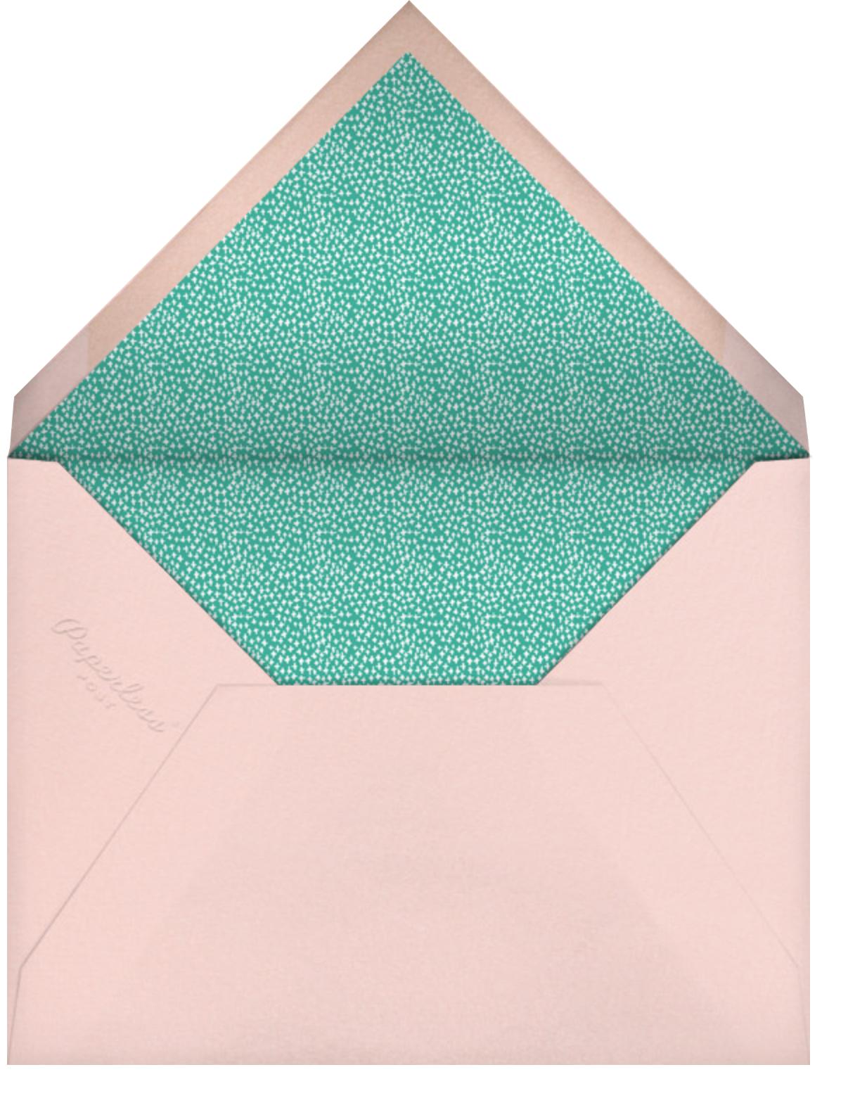 Doing Vine - Mr. Boddington's Studio - Envelope