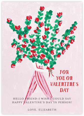 Little Something - Mr. Boddington's Studio - Valentine's Day Cards
