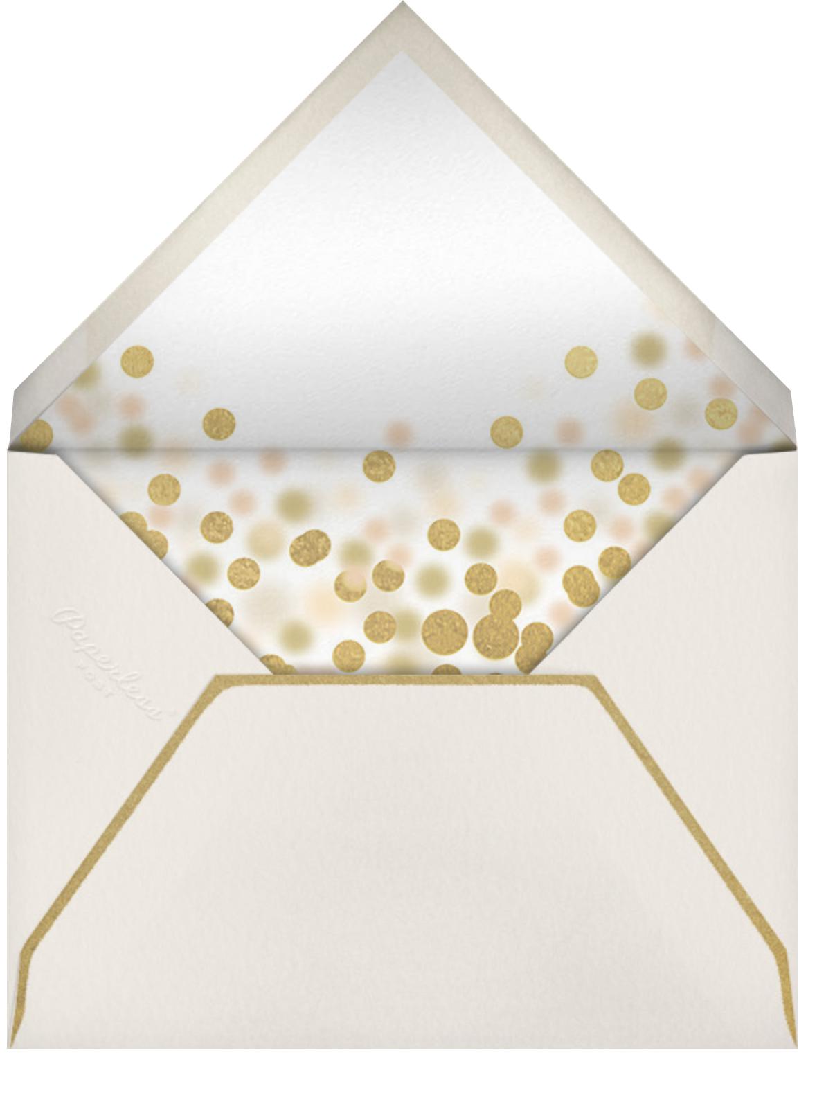 Sparkle Lights (Invitation) - White - Paperless Post - All - envelope back