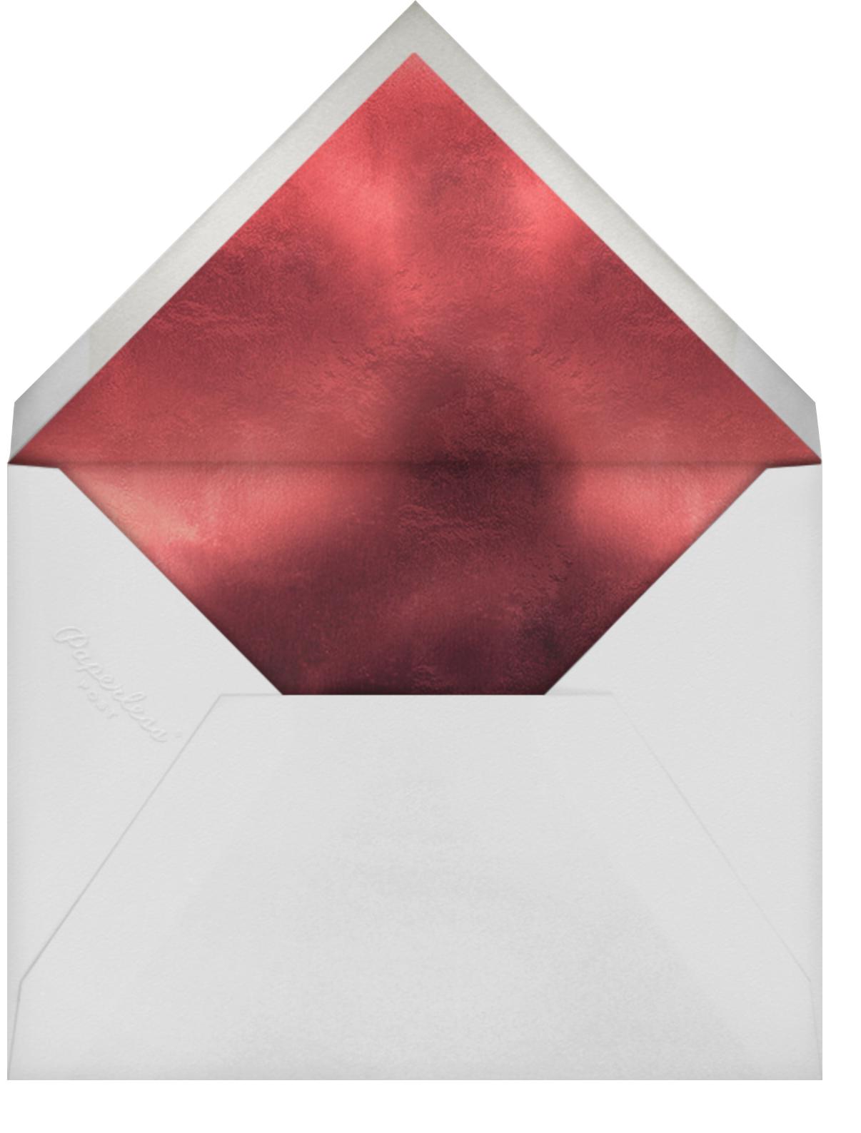 Extraordinary - Cheree Berry - Valentine's Day - envelope back
