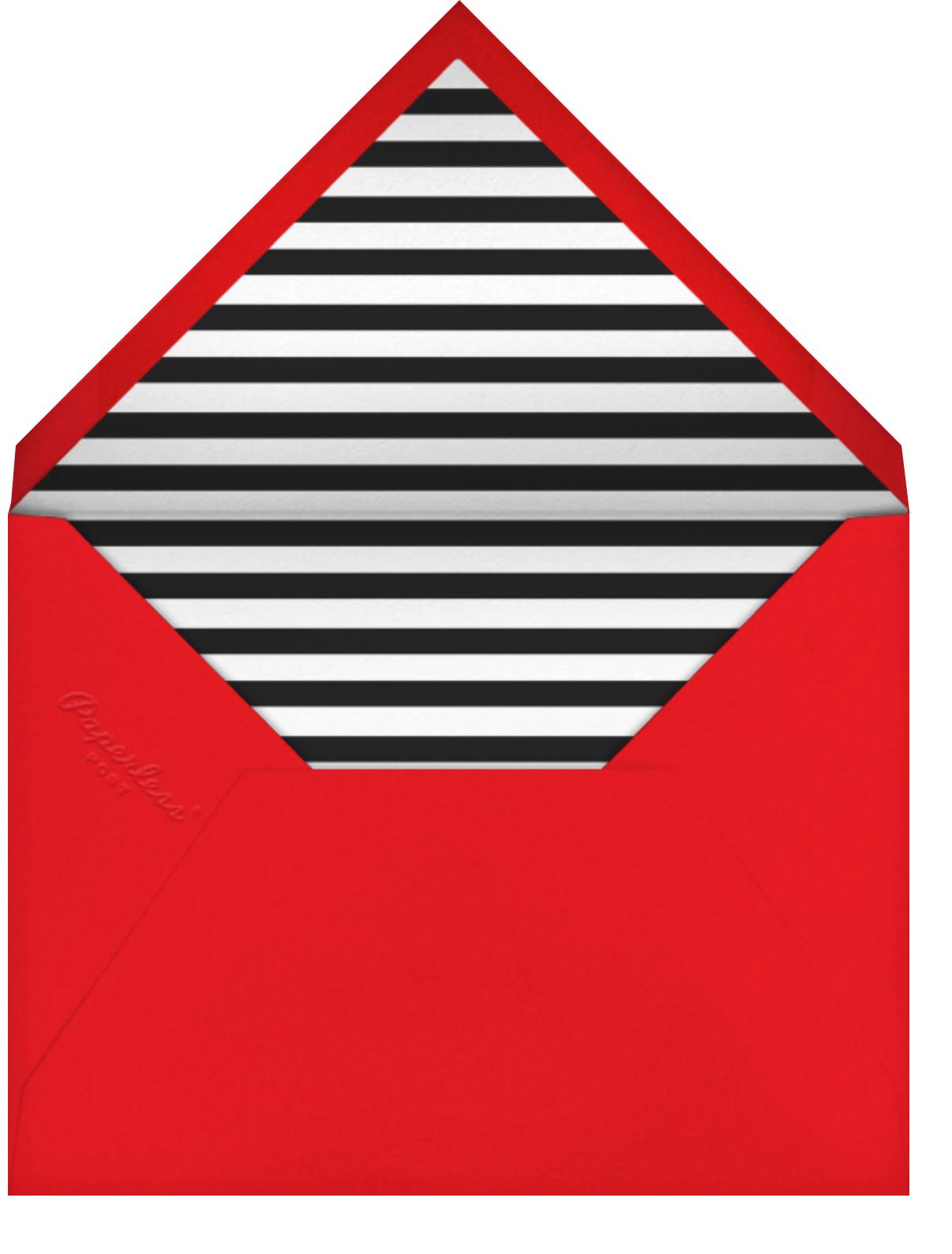 Milton's Mug - Cheree Berry - Valentine's Day - envelope back