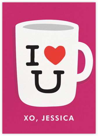 Milton's Mug - Cheree Berry - Valentine's Day Cards
