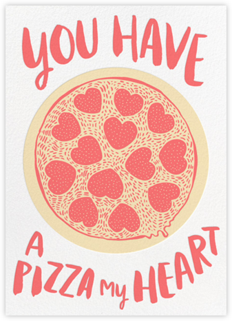 Pizza My Heart | tall