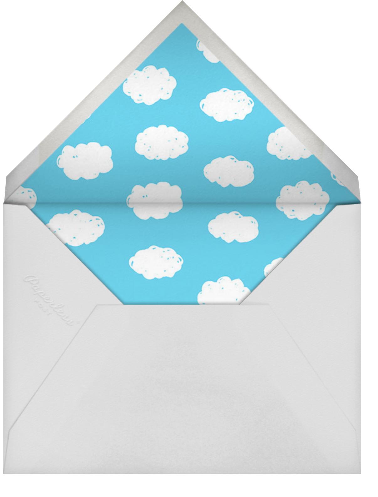 Sunny Birthday - Hello!Lucky - Cameo - envelope back