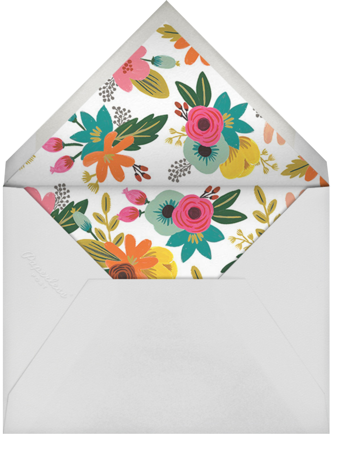 Birthday Present - Rifle Paper Co. - Cameo - envelope back