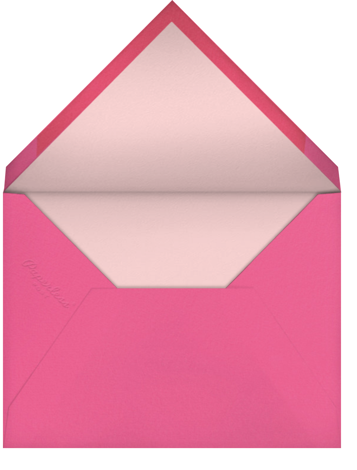 Shrimply the Best - Hello!Lucky - Valentine's Day - envelope back