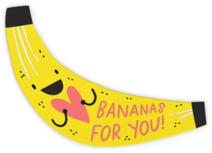 Banana Buddy - Hello!Lucky -