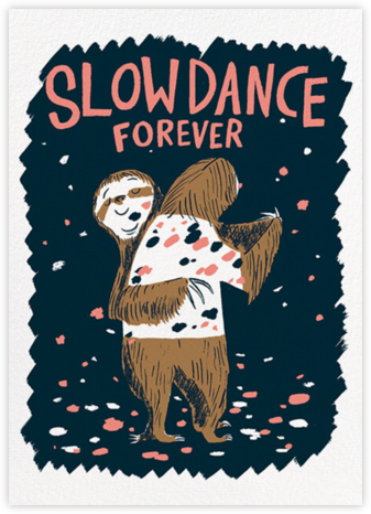 Slow Dance (Nicholas John Frith) - Red Cap Cards - Valentine's Day Cards
