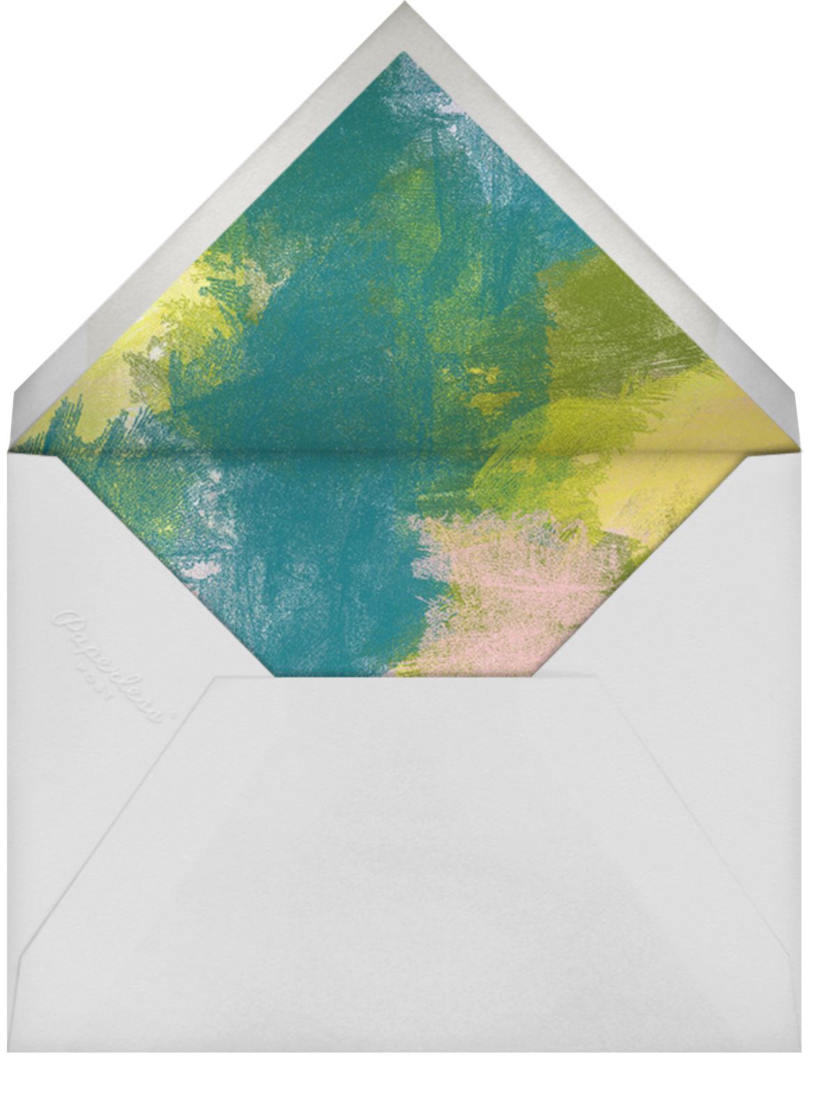 Good Stuff - Ashley G - Envelope