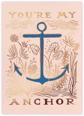 My Anchor - Rifle Paper Co. -