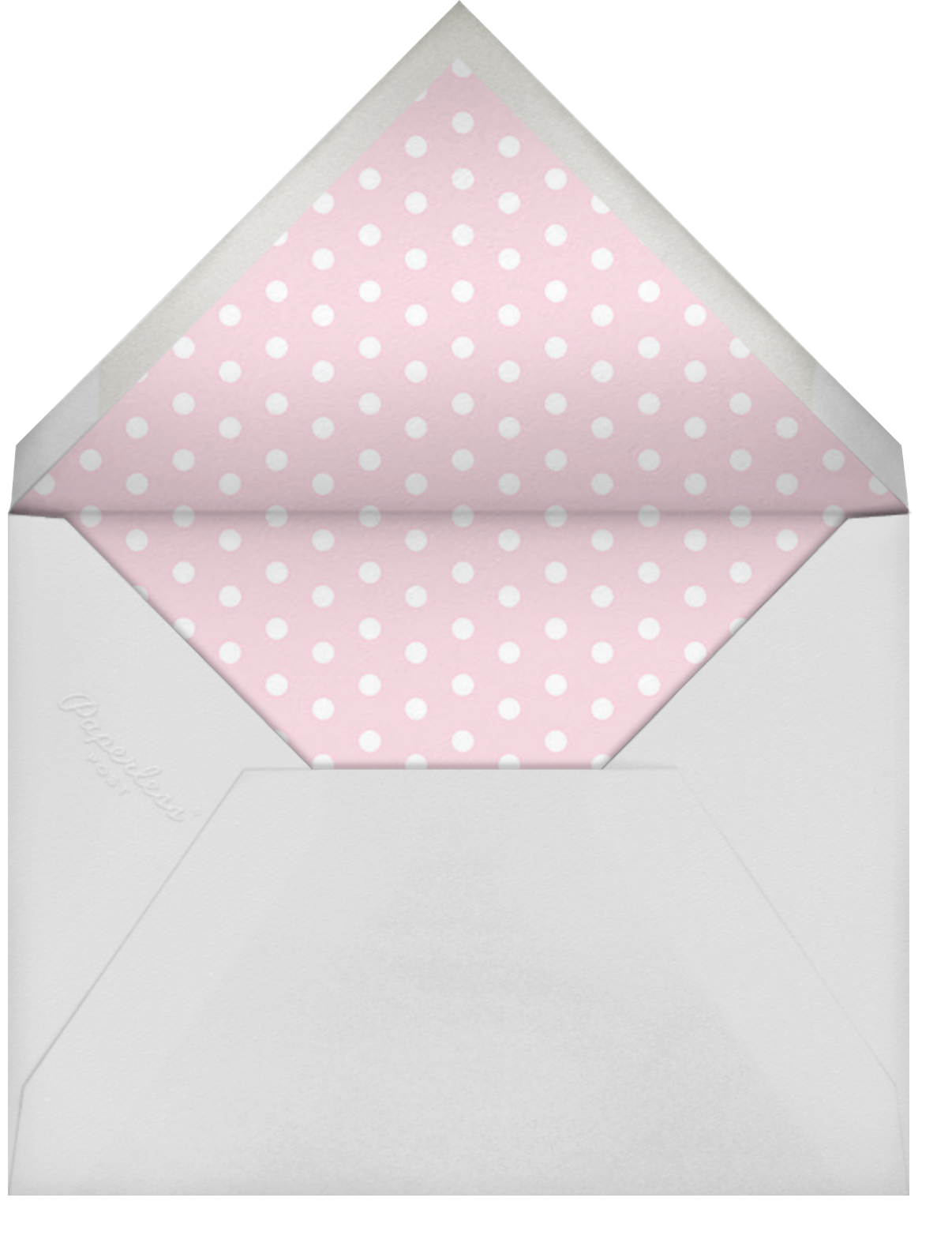 Candy Hearts - Rifle Paper Co. - Valentine's Day - envelope back