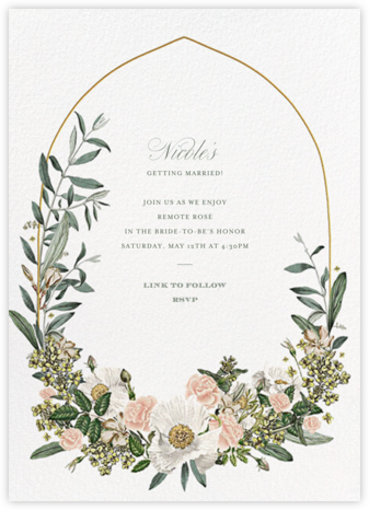Mirabelle (Invitation) - Paperless Post - Bridal shower invitations