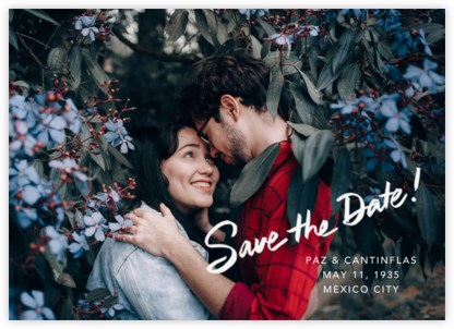 Union - Linda and Harriett - Save the dates