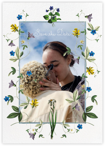 Daffodils Photo - Stephanie Fishwick - Save the dates