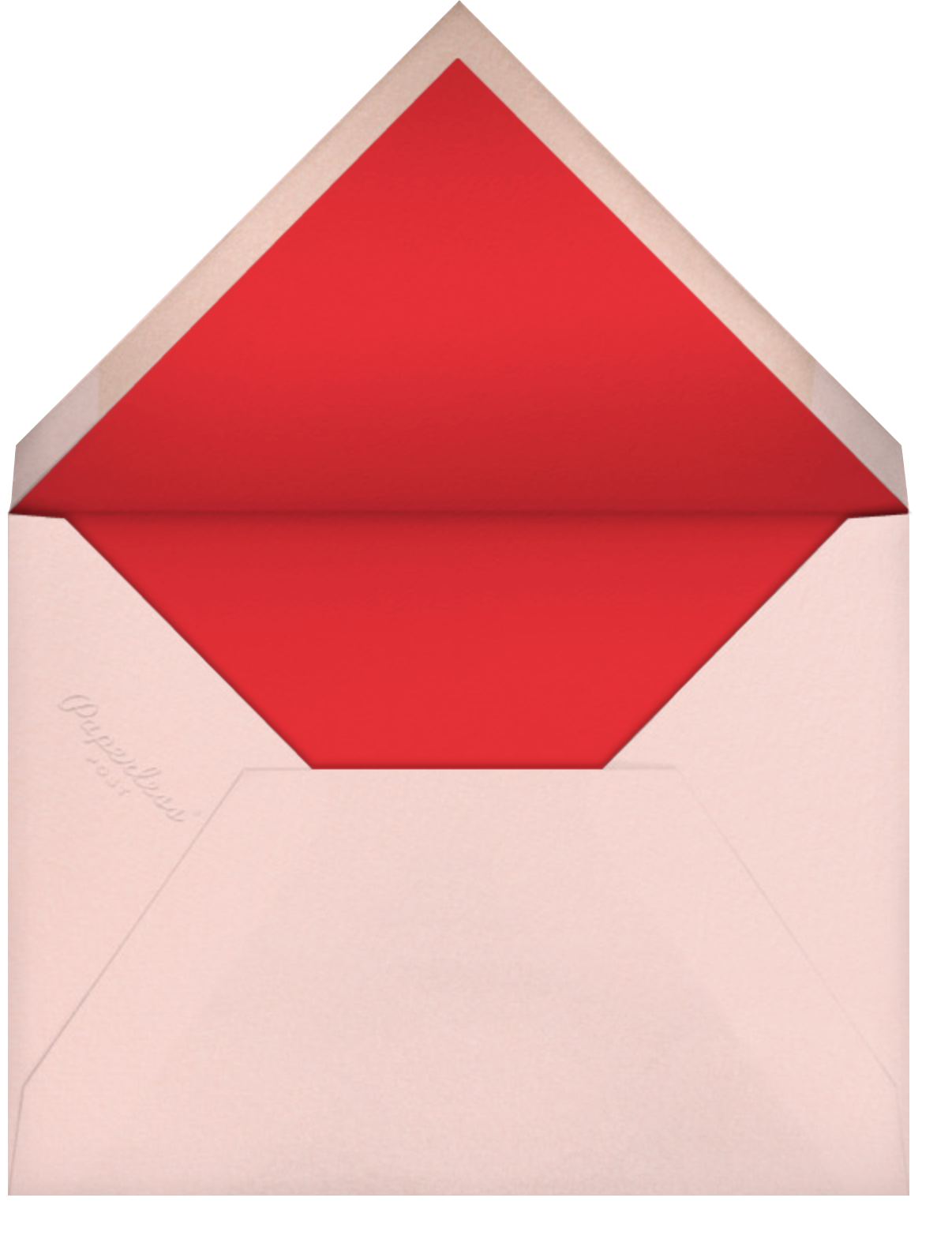 Wiggle Border - Cheree Berry - Valentine's Day - envelope back