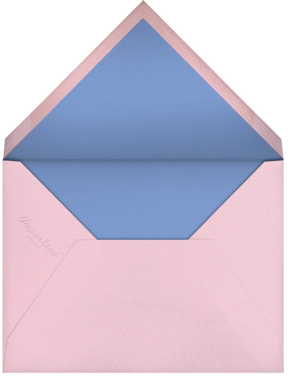 Bold Strokes - Paperless Post - International Women's Day - envelope back