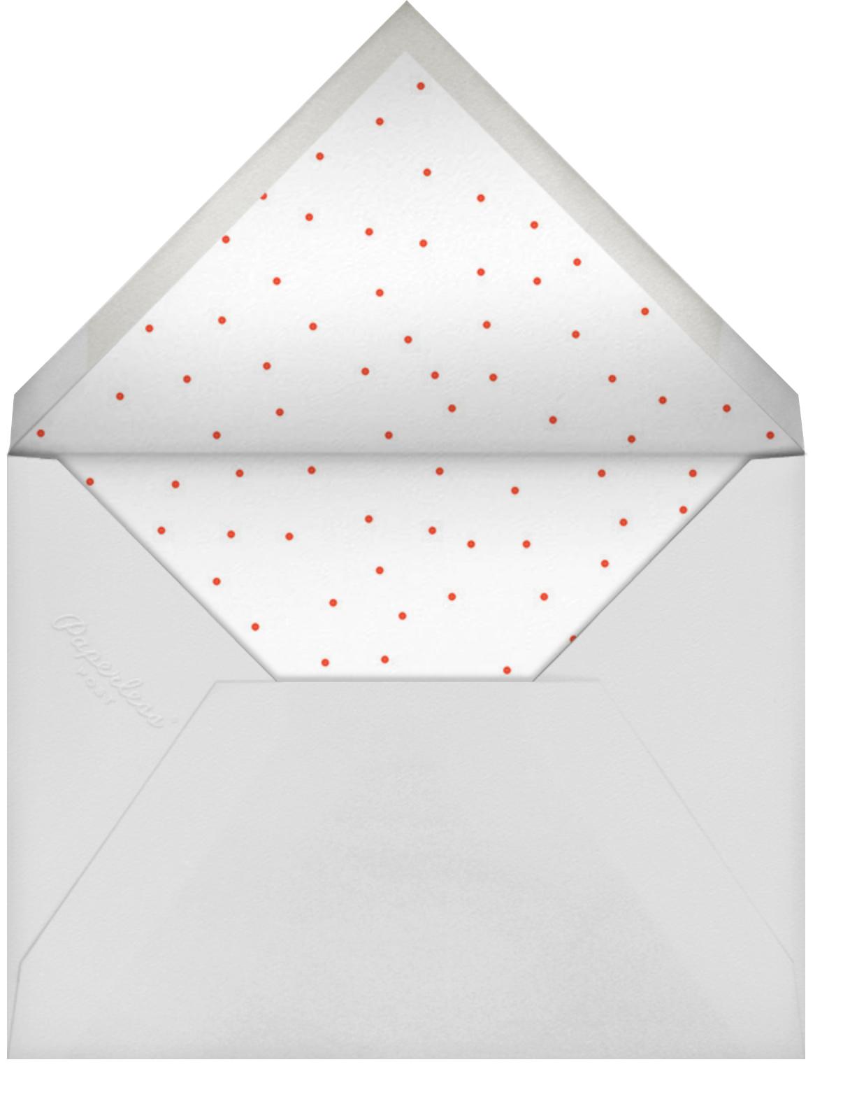 Feel the Power - Multi - Paperless Post - International Women's Day - envelope back